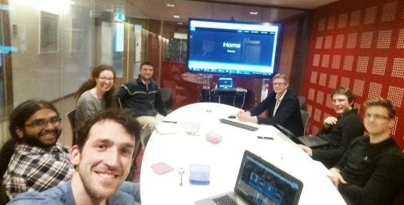 Renzos first group meeting, Jan 2019