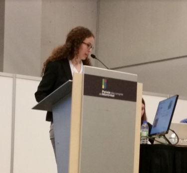 Deni is presenting work on functional CBF-imaging with spirals at ISMRM 2019 in Montreal